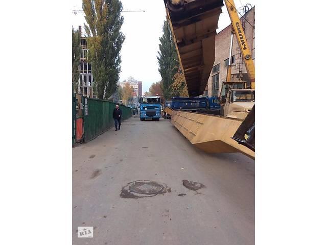 Монтаж Демонтаж тяжелого оборудования- объявление о продаже   в Украине