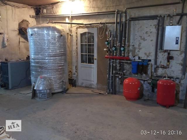 продам Монтаж систем отопления бу в Виннице