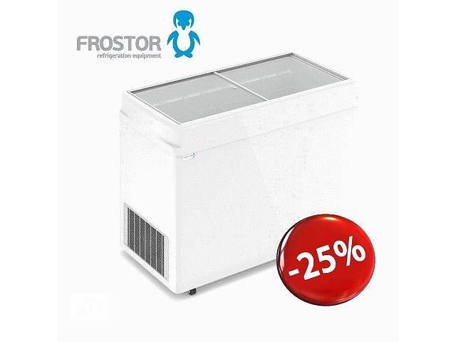 купить бу Морозильный ларь FROSTOR FG400C в Киеве