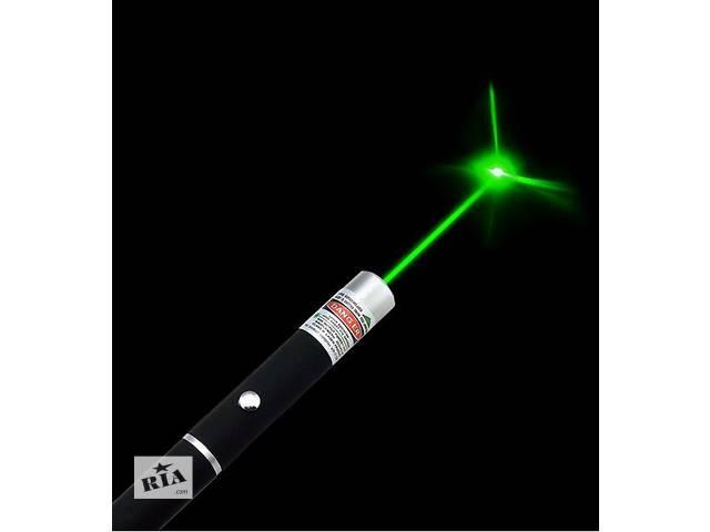 Мощный зеленый лазер, указка 5 МВт. Доставка по Киеву бесплатно!- объявление о продаже  в Киеве