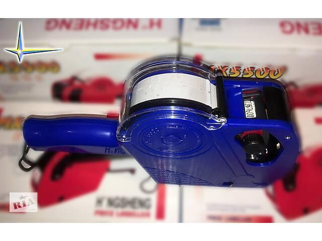 Motex MX-5500EOS этикет пистолет для ленты (ценников) 22Х12 прямая