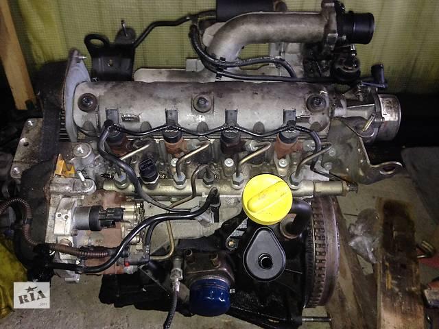 купить бу Мотор 1.9 DCI Renault Trafic; Opel Vivaro в Ивано-Франковске