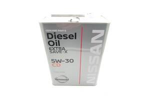 Моторное масло KLBD0-05304 NISSAN
