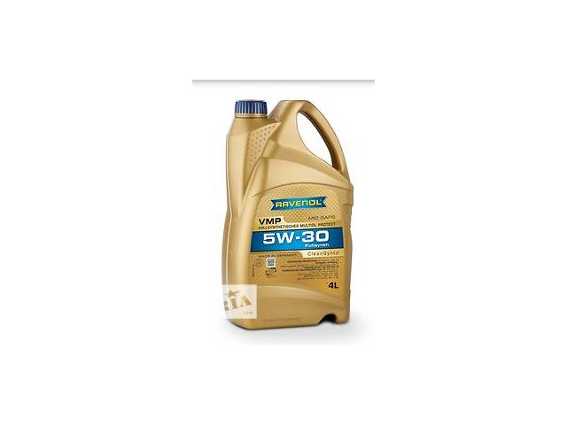 продам Моторное масло Ravenol VMP SAE 5W-30; 5 л. бу в Запорожье
