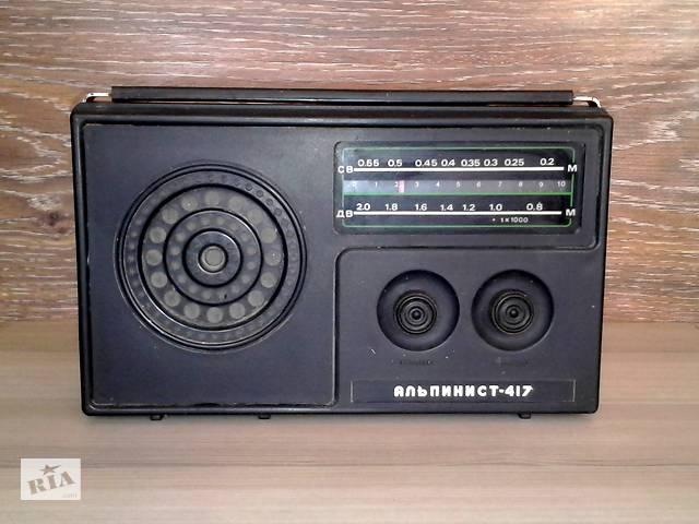 продам Радиоприемник Альпинист-417 бу в Бердянске