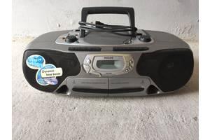 б/у Магнитофоны с диском