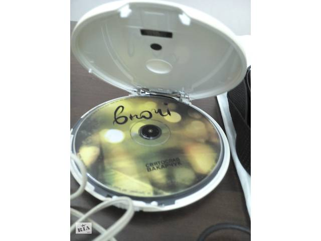 CD плеєр на компакт CD диски.- объявление о продаже  в Кременце (Тернопольской обл.)