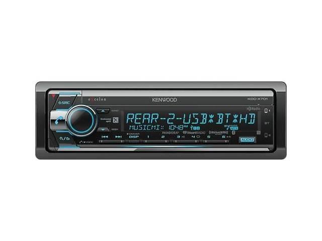 продам Магнитола Kenwood Excelon KDC-X701 CD/MP3/USB /BLUETOOTH новая бу в Харькове