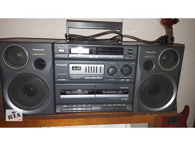 Музыкальный центр Panasonic RX-CT980- объявление о продаже  в Києві