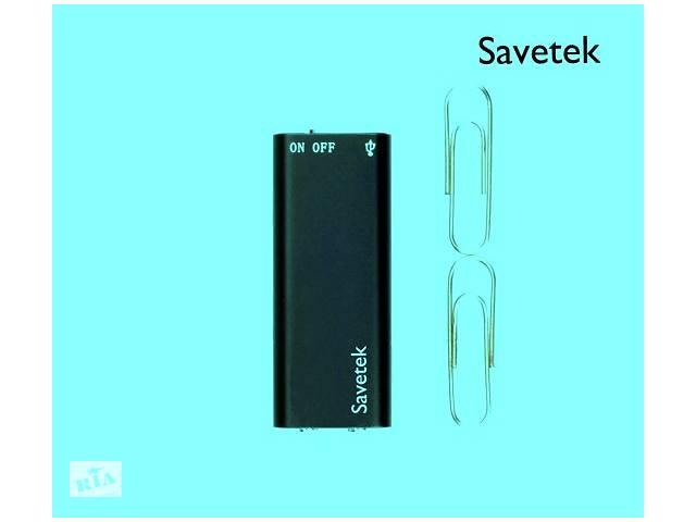 купить бу Мини диктофон с голосовой активацией Savetek в Києві