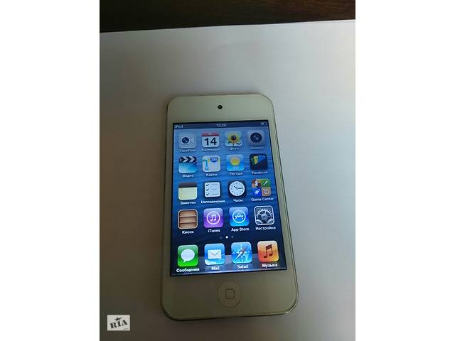 Плеер Apple iPod touch 4 64Gb A1367 (MD059ZP/A)- объявление о продаже  в Запорожье