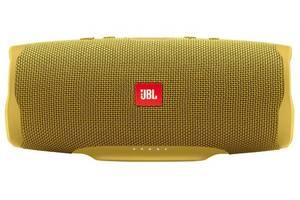 Портативная акустика JBL Charge 4 Mustard Yellow (JBLCHARGE4YEL)