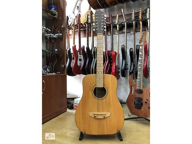 продам (2323) Львівська 12ті струнна гітара з ідеальним звучанням бу в Кременчуці