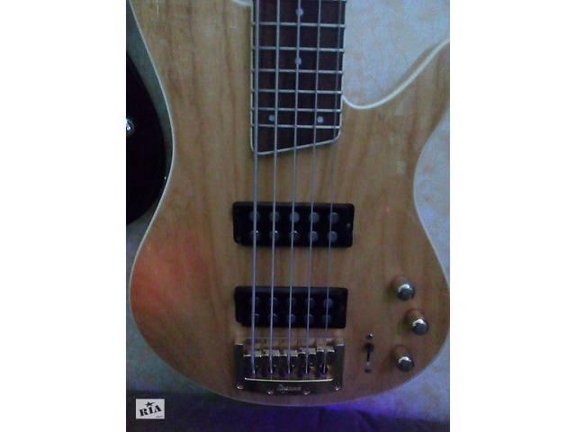 бу Бас-гитара Ibanez SRX655 в Тернополе