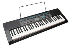 Нові Синтезатори Casio