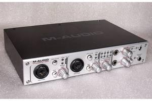 б/у Звуковые модули для студии M-Audio