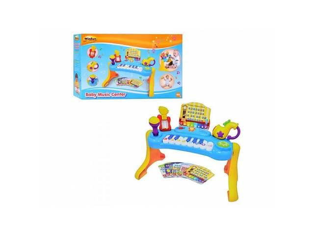 купить бу Музыкальная игрушка пианино WinFun 2013 NL в Одессе
