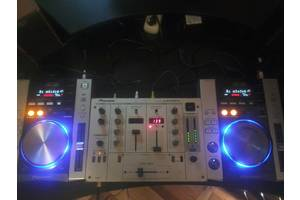 б/у DJ проигрыватели Pioneer