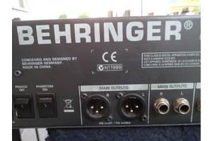 б/у DJ пульты Behringer