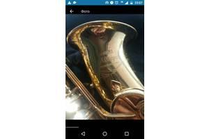 б/у Саксофоны Yamaha