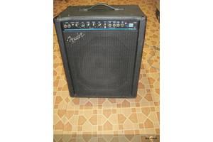 б/в Бас гітарні підсилювачі Fender