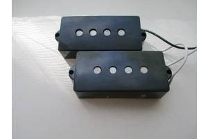 б/у Бас гитары Fender