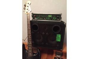 б/у Бас гитарные усилители