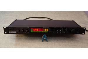 б/у Устройства обработки звука TC Electronic