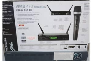 Новые Беспроводные микрофоны AKG