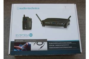 Нові Радіо мікрофони Audio-Technica
