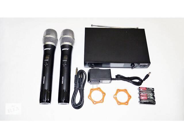 Радиосистема Shure AWM-505R база 2 радиомикрофона- объявление о продаже  в Львове