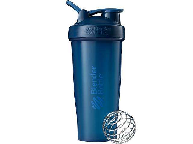бу Спортивный шейкер BlenderBottle Classic Loop 820ml Navy SKL24-144958 в Одессе