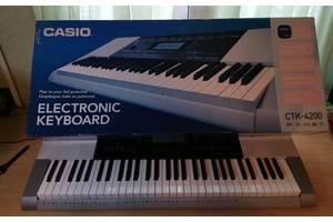 б/у Синтезаторы Casio