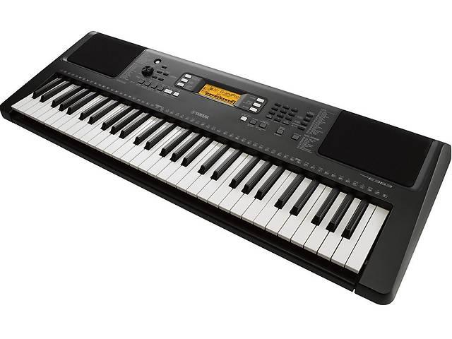 Синтезатор YAMAHA PSR E 363- объявление о продаже  в Львове