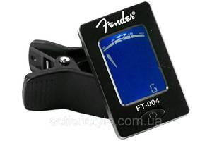 Новые Тюнеры для гитар Fender