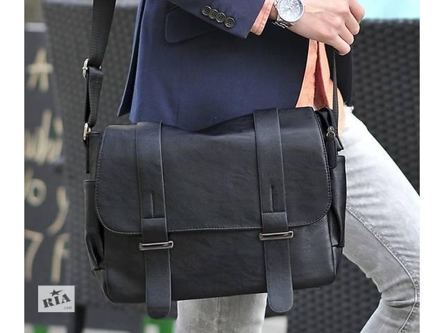 бу Мужская сумка формата А4. Размер 35-28-16 см в Киеве