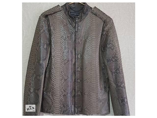 Куртка кожаная- объявление о продаже  в Днепре (Днепропетровск)