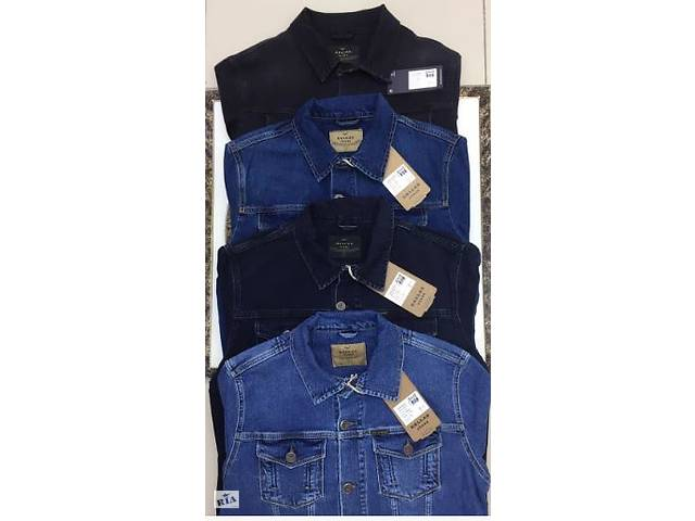 бу Куртка мужская джинсовая Dallas Jeans в Одесі
