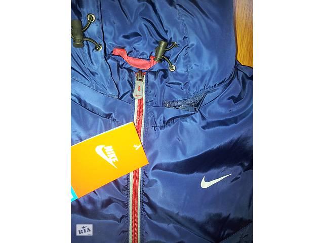 купить бу Куртка NIKE стёганая демисезонная осень-весна  пр. тайланд в Каменском (Днепродзержинск)
