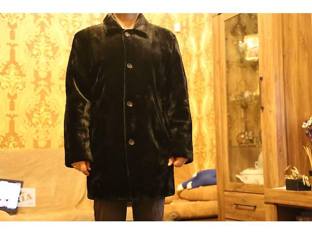 Мужское  норковое пальто- объявление о продаже  в Одессе