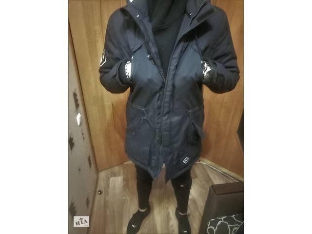 2e6a24b7695 Нереально тёплая зимняя куртка парка пуховик M Bershka Zara СКИДКА!!!-  объявление о