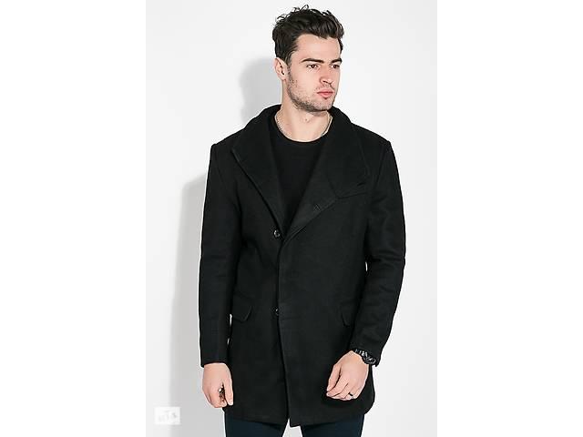 купить бу Пальто 186V001 цвет Черный в Одесі