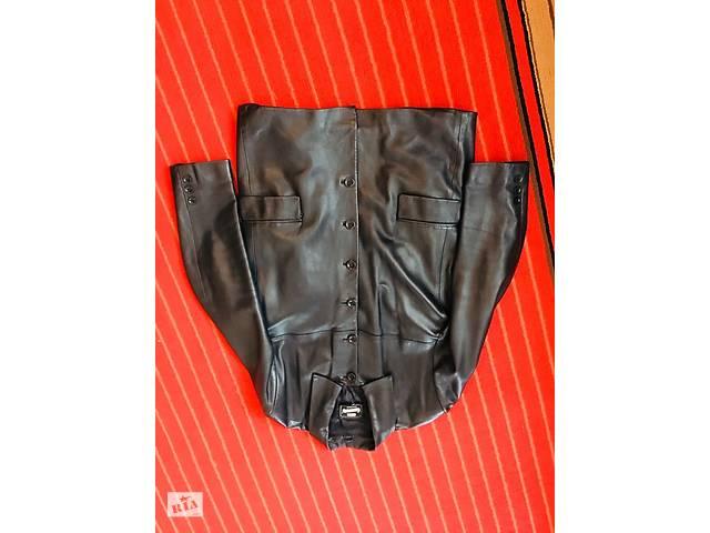 Продам кожаный пиджак- объявление о продаже  в Николаеве