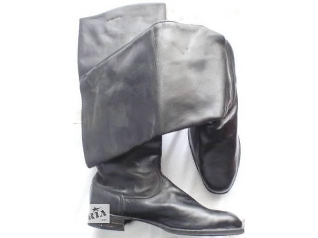 Офіцерські хромові чоботи - Чоловіче взуття в Херсоні на RIA.com aaf5caa30f973
