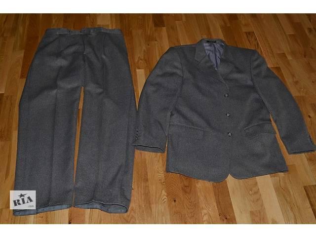 продам Мужской зимний классический костюм SENFONI (Германия) 80% шерсть бу в Виннице