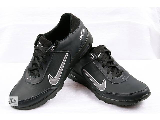 Чоловічі шкіряні кросівки Nike 00094 - Чоловіче взуття в Мелітополі ... f0326ca882f2b