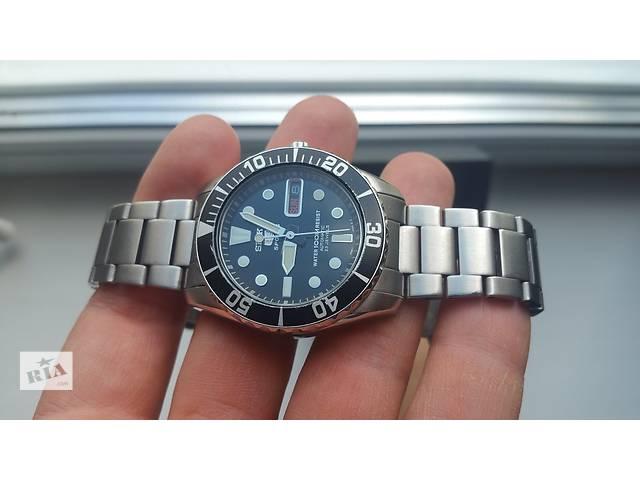 Мужские японские часы Seiko 5 Automatic Sports- объявление о продаже  в Сумах