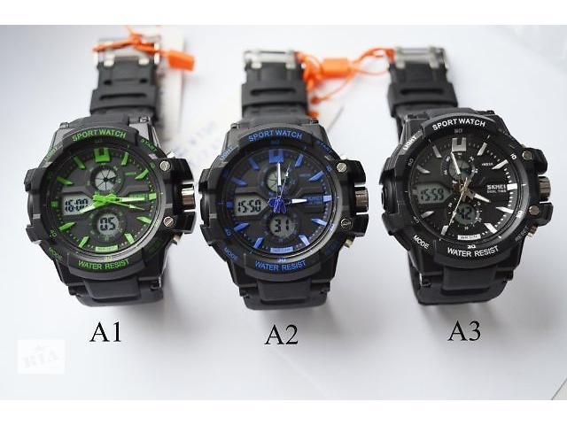 бу Мужские наручные часы skmei 0990 в Львове