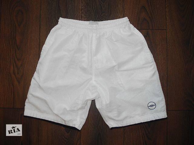 бу Мужские шорты белые UMBRO М в Полтаве