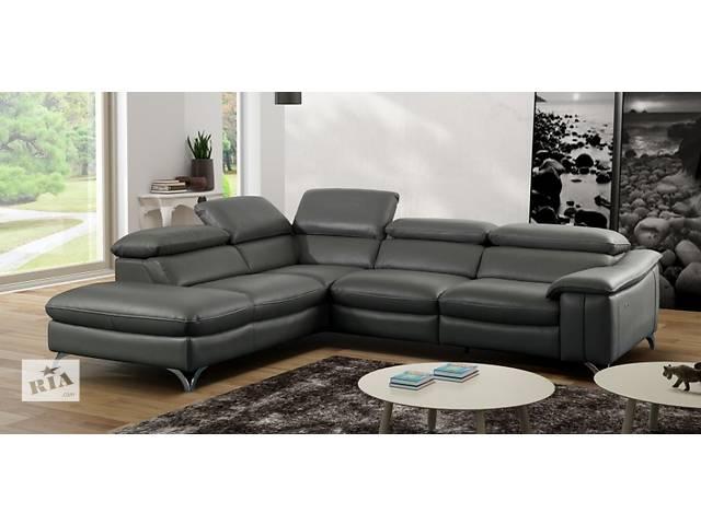 бу Мягкий сучасный угловой диван модернований куток Fino Польща в Дрогобыче